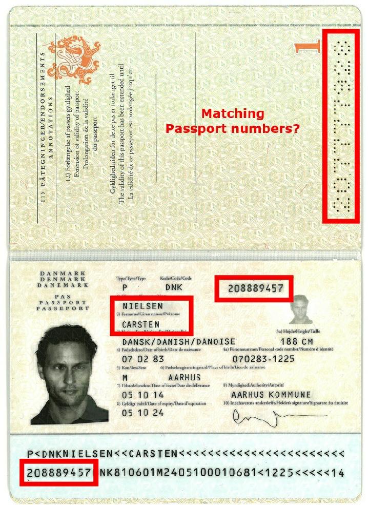 Download Passport Book Number Belgie